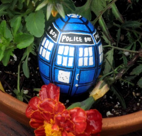 TARDIS Egg