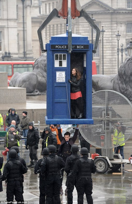 50th FIlming