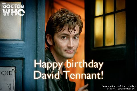 Birthday Tennant