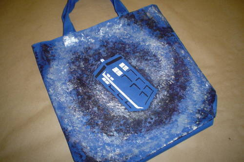 TARDIS Tote
