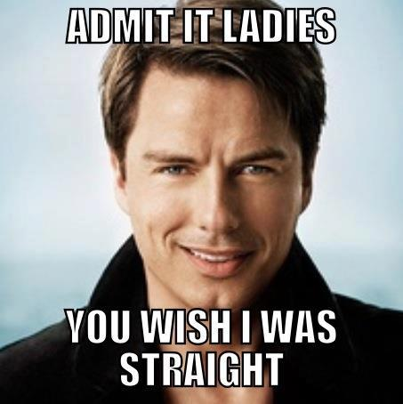 Barrowman Straight