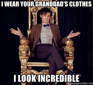 Matt Grandads Clothes