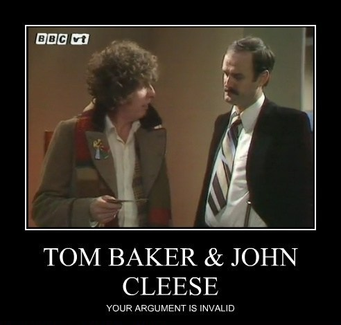 Baker And Cleese