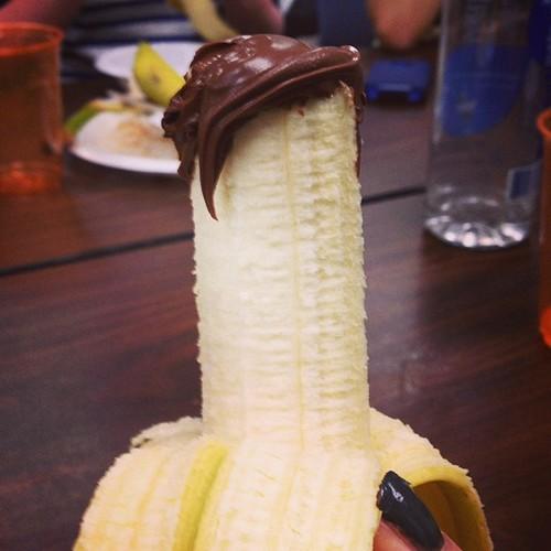 Matt Smith Banana