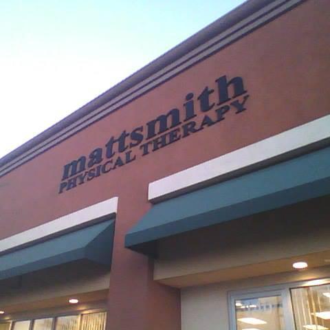 Matt Smith Physio