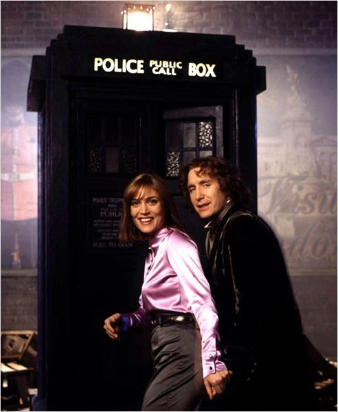 McGann TARDIS