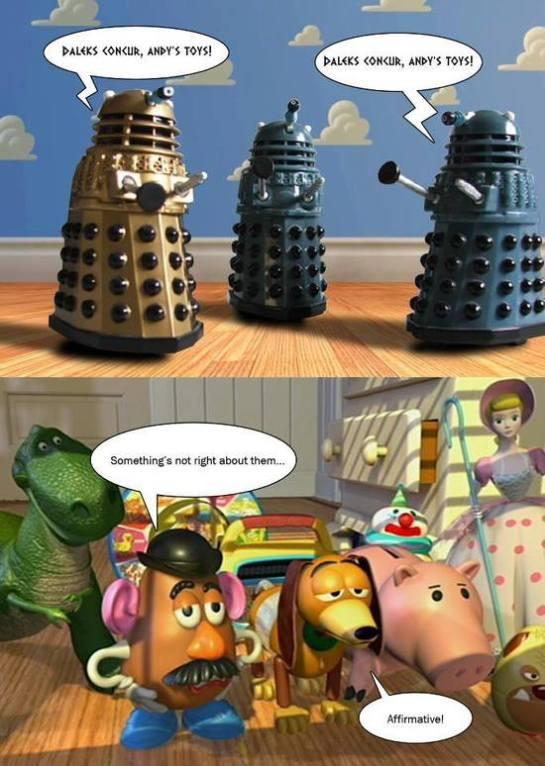 DaleksToyStory