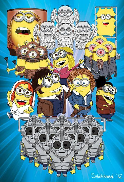 WhoMinions