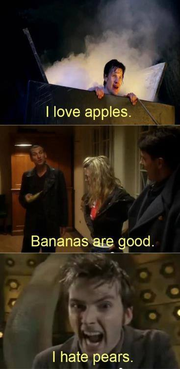 ApplesBananasPears