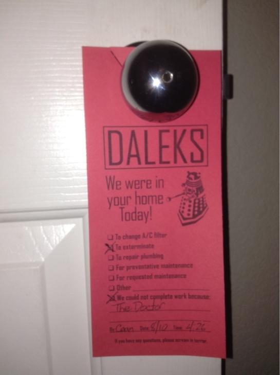 DaleksWereHere