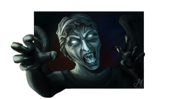 WeepingAngelByShewolf294