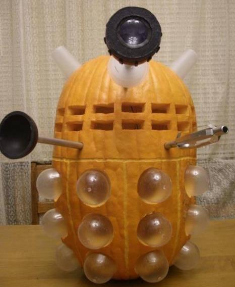DalekPumpkin