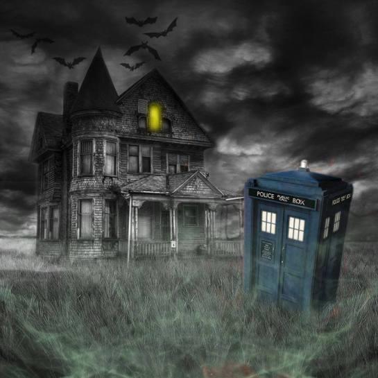 HalloweenTARDIS