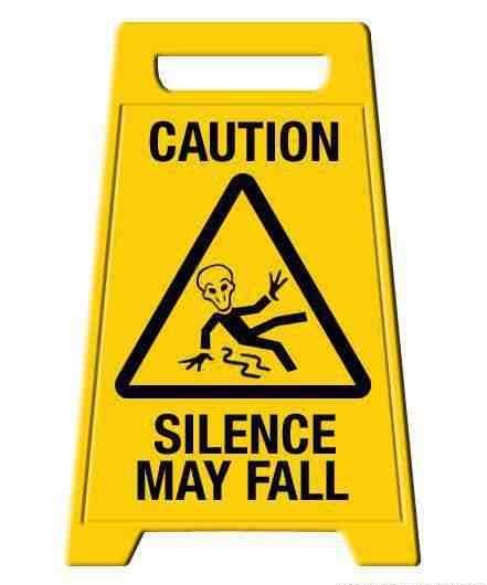 Silence Fall