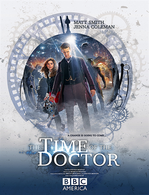 ***STRICTLY EMBARGOED FOR ALL USAGE IN PRINT AND ONLINE UNTIL 00.01 ON 5 DECEMBER, 2013, GMT*** DOCTOR WHO XMAS 2013