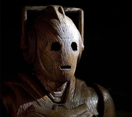 WoodCyberman