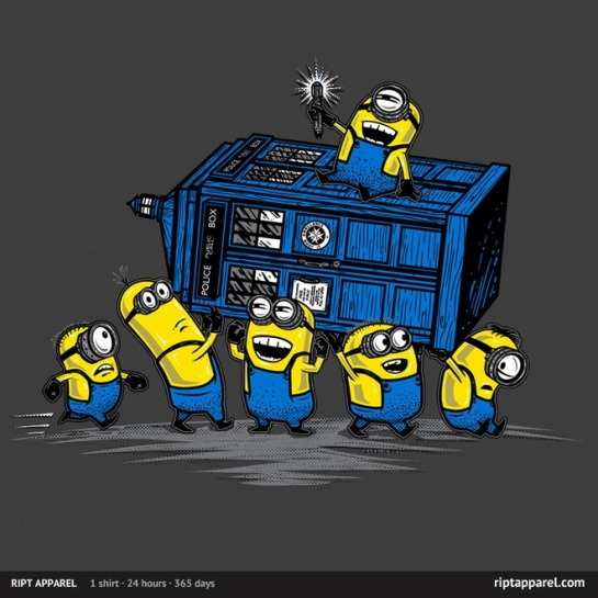 TheMinionsHaveThePhoneBox