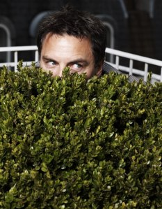 Barrowman Hiding