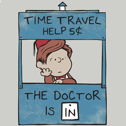 TimeTravelPeanuts