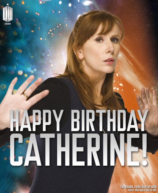 CatherineTateBirthday