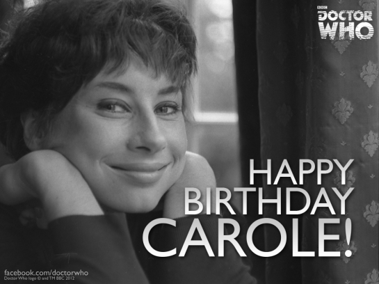 CaroleAnnFordBirthday