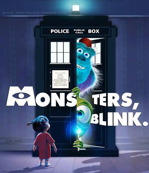 MonstersBlink