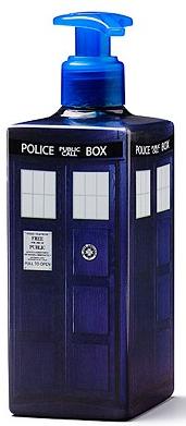 TARDISSoapDispenser