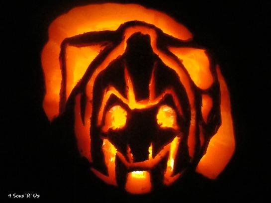 PumpkinCyberman