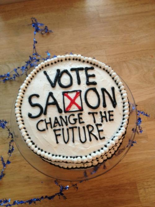 VoteSaxon